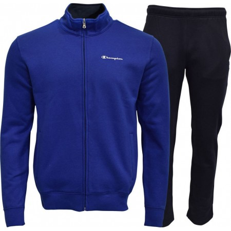 Champion Full Zip Suit Ρουά/Μπλε
