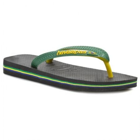 Σαγιονάρες HAVAIANAS Brasil Logo Green