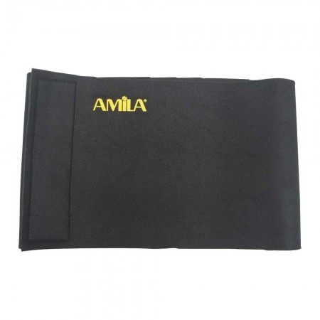 Amila Ζώνη αδυνατίσματος με Velcro 100x25cm 46905
