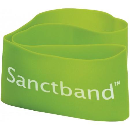 Λάστιχο Αντίστασης Sanctband Loop Band Μεσαίο Πράσινο
