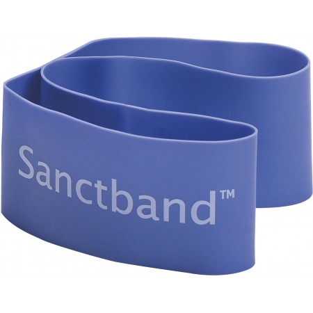 Λάστιχο Αντίστασης Sanctband Loop Band Σκληρό Μπλε