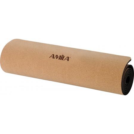 Στρώμα γυμναστικής Yoga-Pilates 183x61x0,4cm από Φελό 96811 Amila