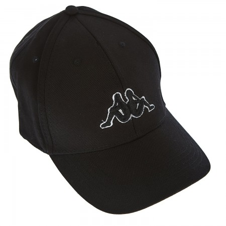 Kappa Ανδρικό Καπέλο Macky II Μαύρο