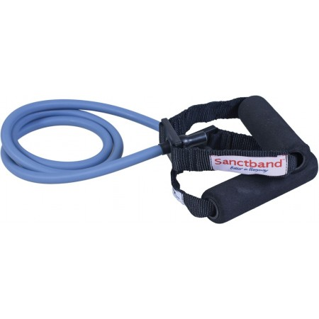 Λάστιχο Αντίστασης Sanctband Gymtube Σκληρό Μπλε
