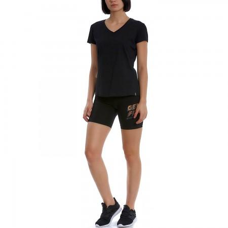 Admiral Γυναικείο Τ-Shirt Μπλουζάκι Seker ΙΙ BLACK