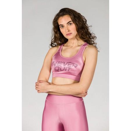 GSA GLOW Αθλητικό Μπουστάκι Pink