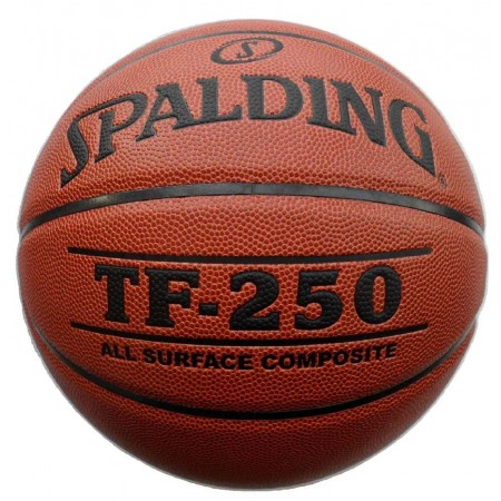 Spalding Μπάλα Μπάσκετ TF-250 Indoor/Outdoor Size 5
