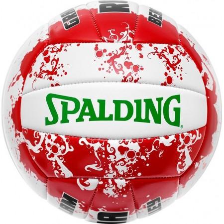 Spalding Beach Volley Roma Κόκκινο/Λευκό