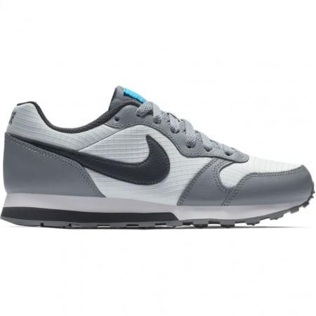 Nike Md Runner 2 Grey/Platinum GS