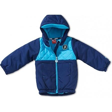 PUMA Story Babies' Padded Winter Coat-ΜΠΛΕ - twilight ΜΠΛΕ-ΜΠΛΕ atoll