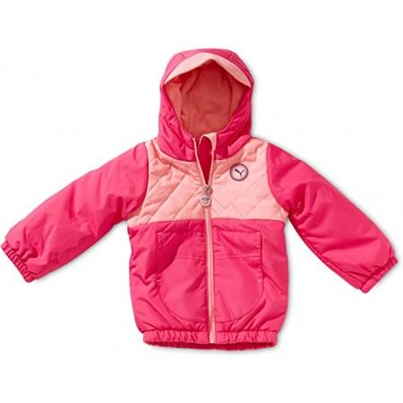 PUMA Story Babies' Padded Winter Coat ΡΟΖ- magenta-flamingo ΡΟΖ