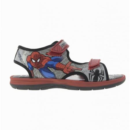 Παιδικά Σανδάλια Spider-Man SP003450 ΓΚΡΙ