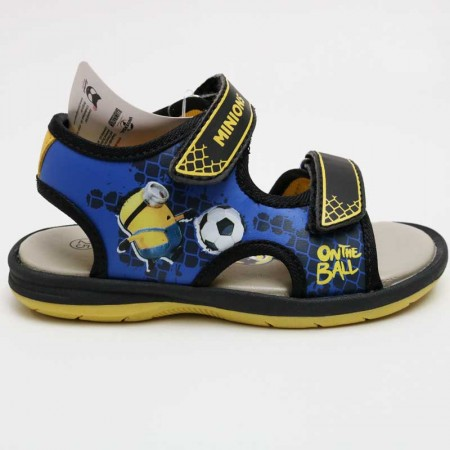 Παιδικά Σανδάλια Minions DE002440 Μπλε