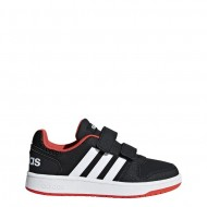 Adidas Hoops 2.0 CMF C ΜΑΥΡΟ