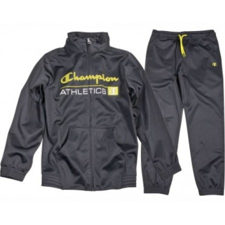 Champion Tracksuit PS/GS 304811-KK001 Μαύρο